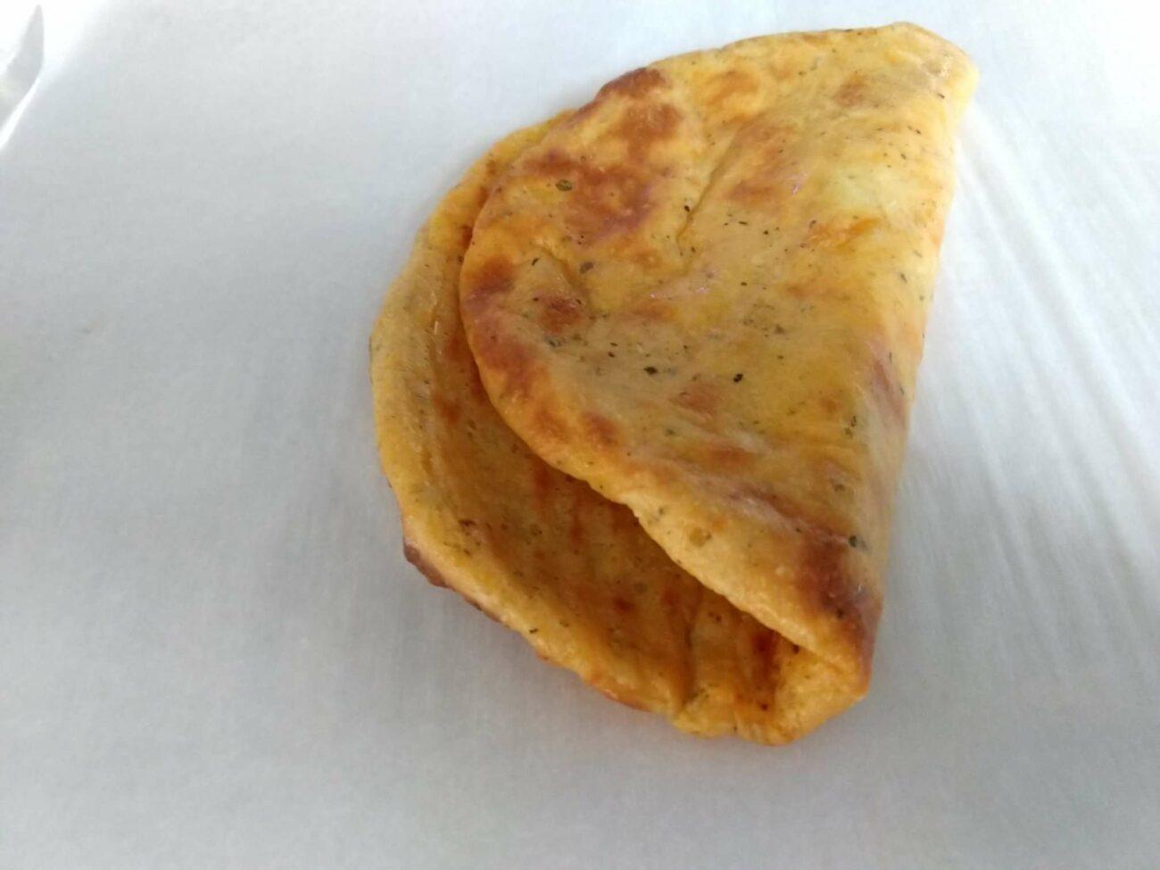 """LO-CARB Keto Pita """"bread"""" for sandwiches"""