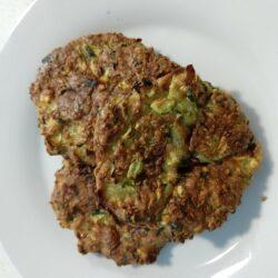 Zucchini-Scallion Patties