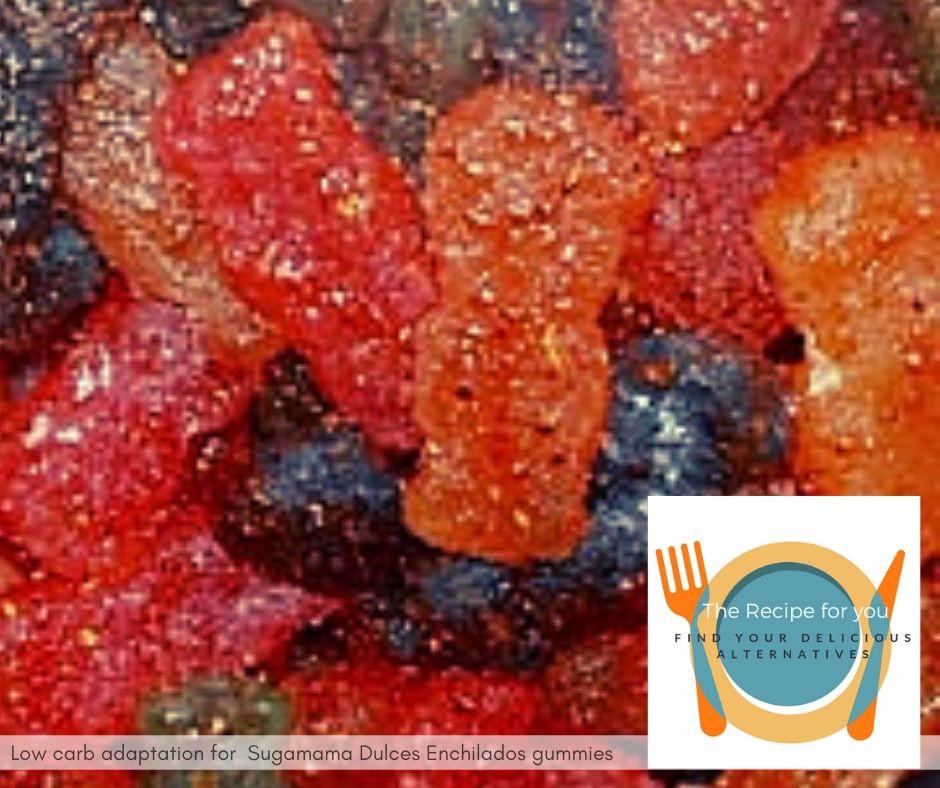 10 calorie per serving – Low carb Gummy Bears!